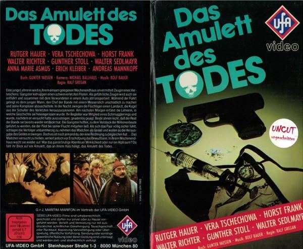 Amulett des Todes, Das (UFA Hartbox)