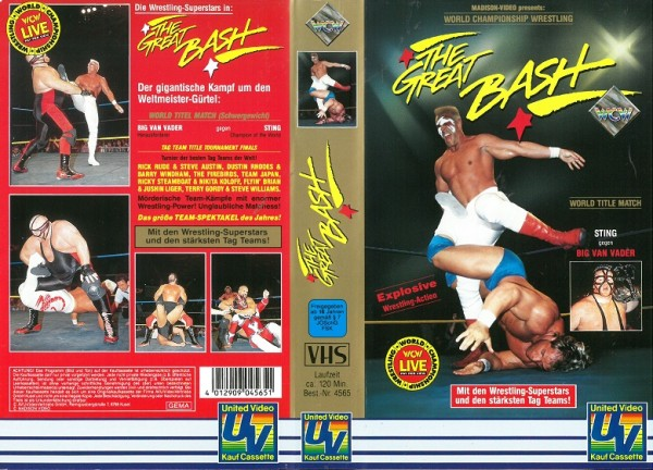 The Great Bash (WCW Wrestling)