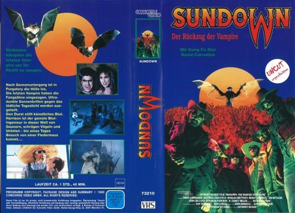 Sundown - Der Rückzug der Vampire