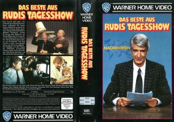 Beste aus Rudis Tagesshow, Das (VK)