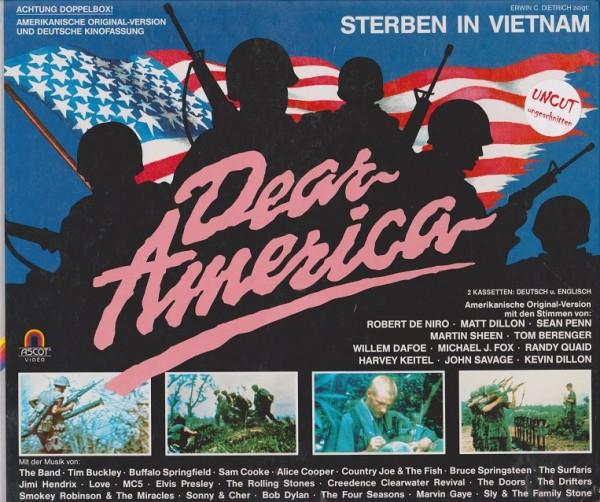 Dear America - Letters Home from Vietnam (Doppel-Hartbox)