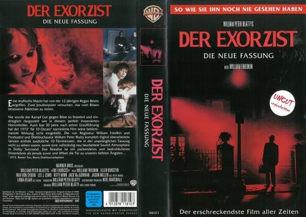 Exorzist, Der - Director´s Cut (VL)