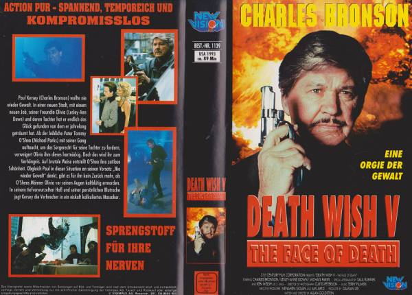Death Wish V - The Face of Death