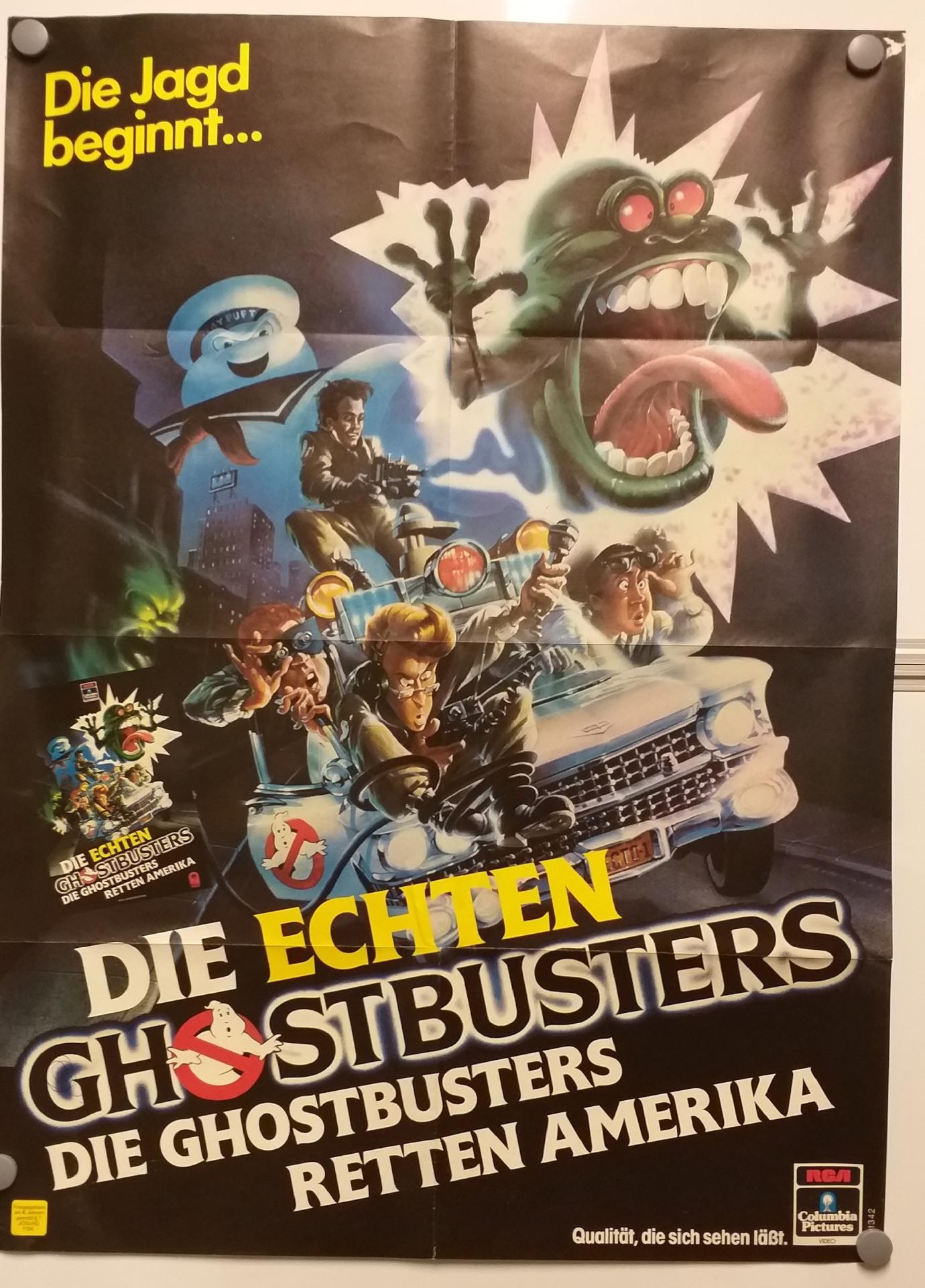 ghostbusters zeichentrick deutsch