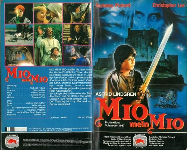 Mio mein Mio (Hartbox)