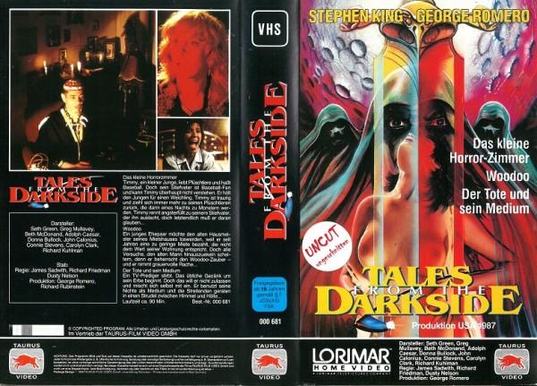 Tales from the darkside 4 - Geschichten aus der Schattenwelt (Neuauflage)