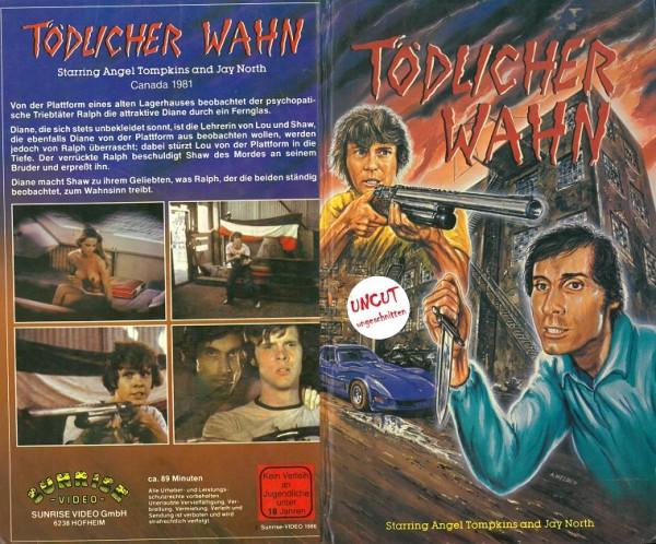 Tödlicher Wahn - The Teacher (Hartbox)
