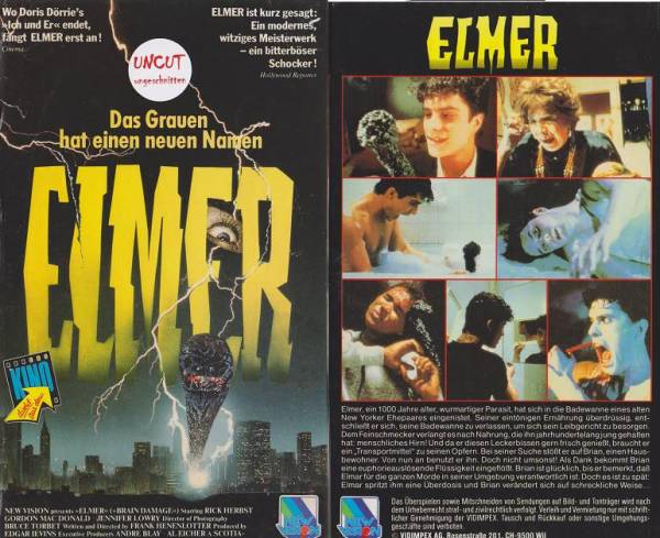 Elmer - Das Grauen hat einen neuen Namen