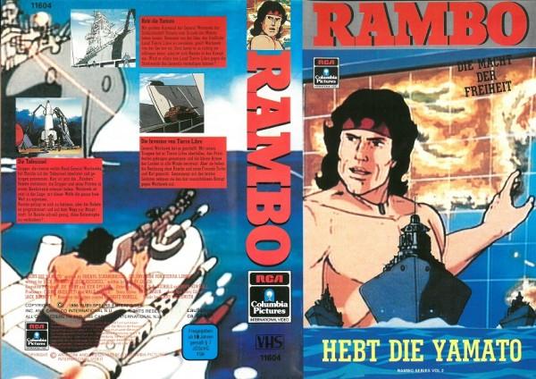 Rambo (TV Serie) - Hebt die Yamato - Vol. 2