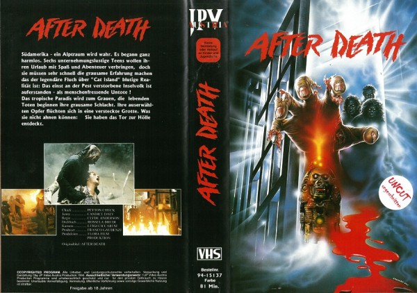 After Death - Zombie 4 (JPV Video)