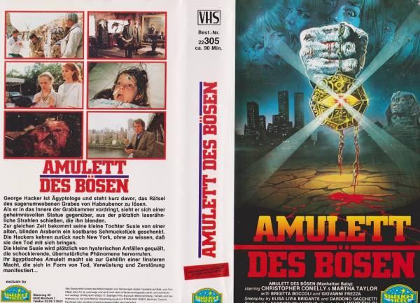 Amulett des Bösen - Manhattan Baby