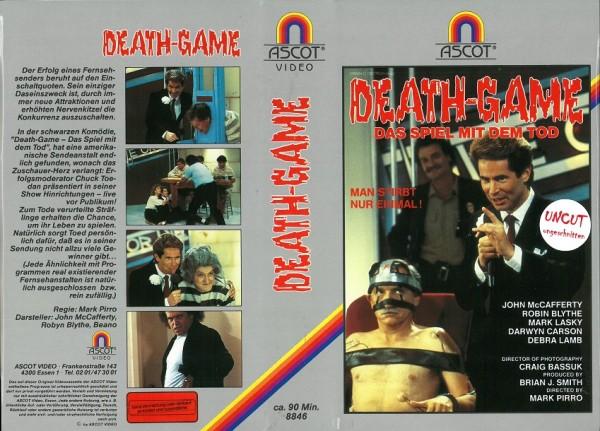 Death Game - Man stirbt nur einmal