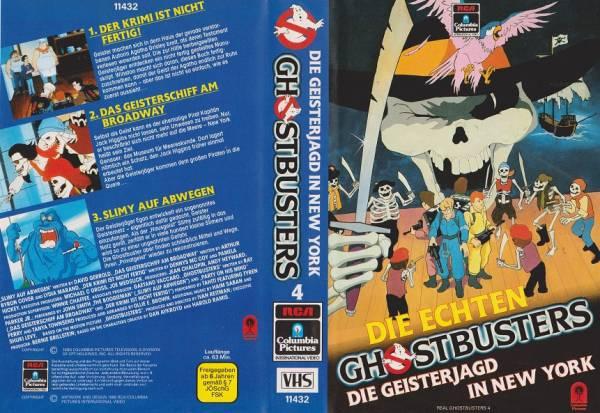 echten Ghostbusters, Die - Folge 4 - Die Geisterjagd in New York