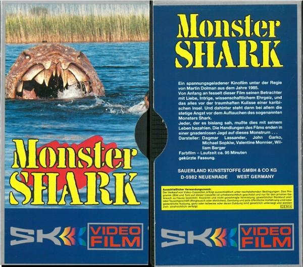 Monster Shark - Devouring Waves (SK Pappschuber)