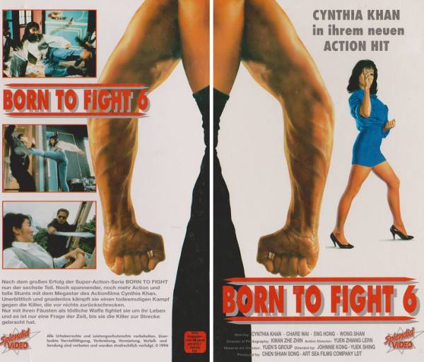 Born to Fight 6