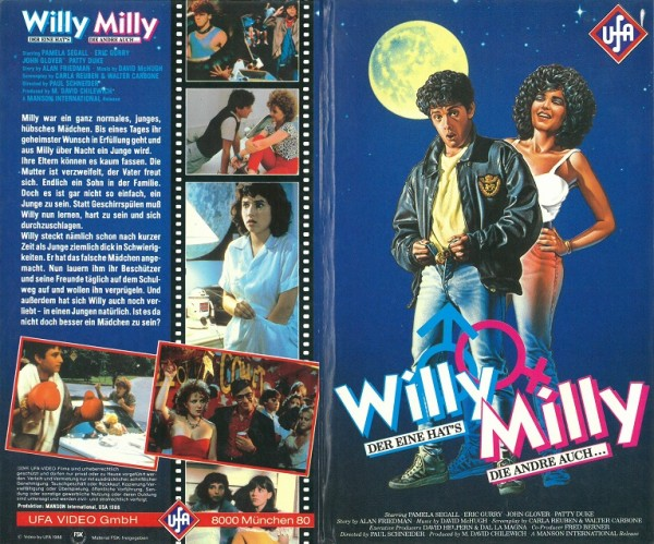 Willy Milly (Hartbox)