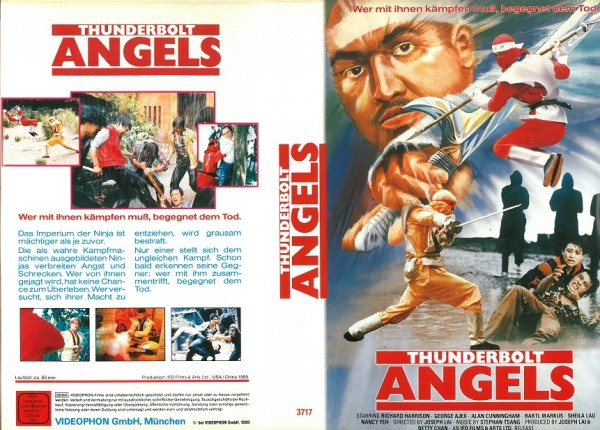 Thunderbolt Angels