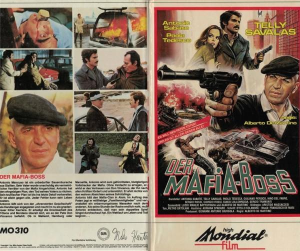 Mafia-Boss, Der (Hartbox)