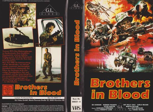 Brothers in Blood - Blood Commando