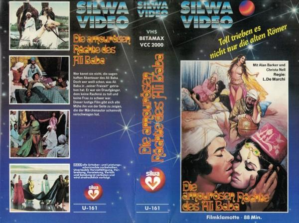 amourösen Nächte des Ali Baba, Die (Silwa blau)