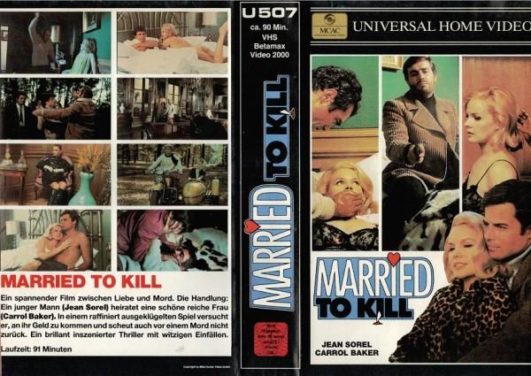 Married to kill (MH schwarz)