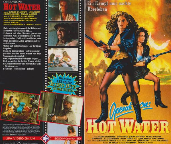 Operation: Hot Water