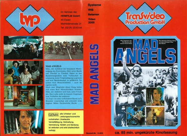 Mad Angels (Transvideo)