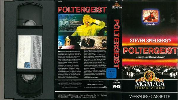 Poltergeist (Glasbox)