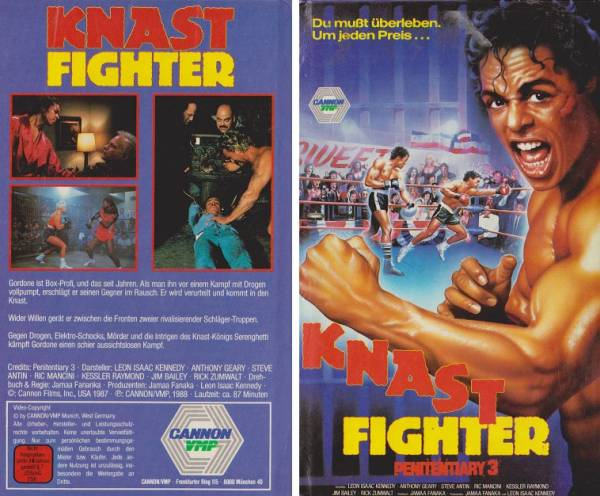 Knastfighter - Penitentiary 3
