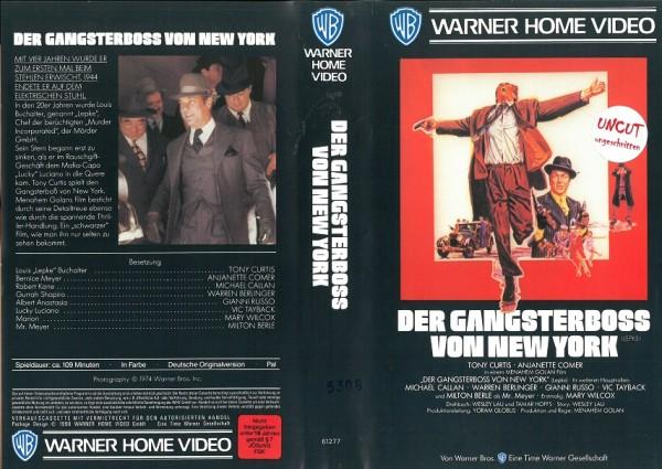 Gangsterboss von New York, Der (VK NA)