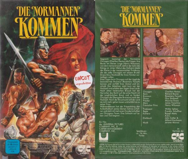 Normannen kommen, Die