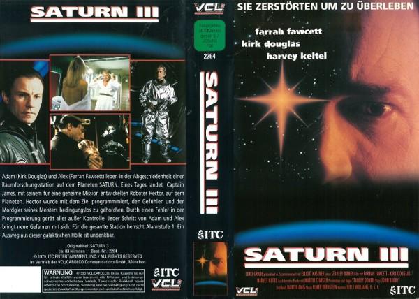 Saturn 3 - Saturn City