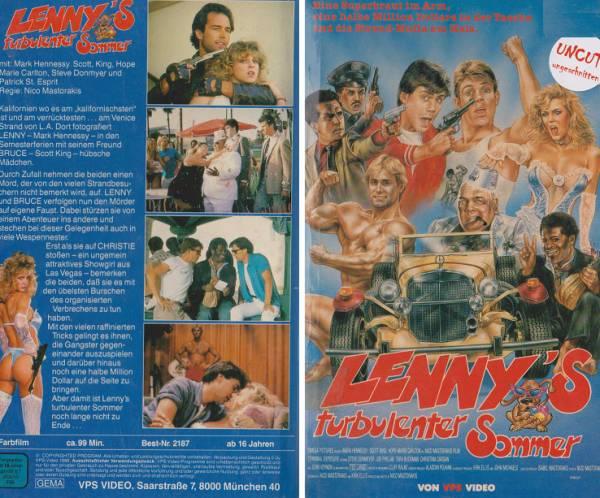 Lenny's turbulenter Sommer