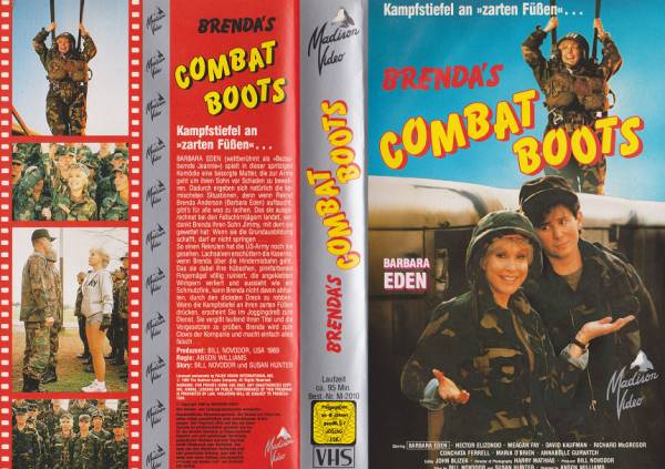 Brendas Combat Boots