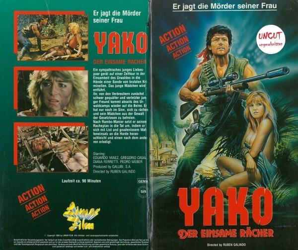 Yako - Der einsame Rächer (Hartbox)