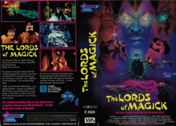 Lords of Magick, The