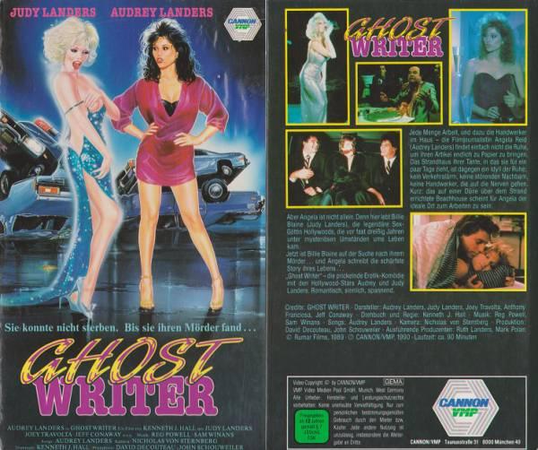 Ghost Writer - Sie konnte nicht sterben, bis sie ihren Mörder fand..