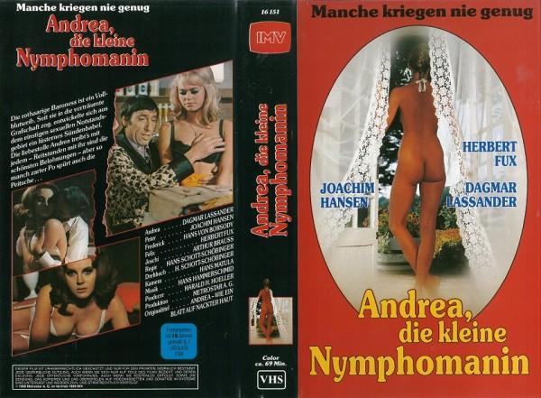 Andrea - Die kleine Nymphomanin