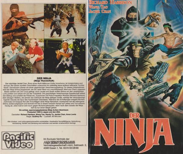 Ninja, Der