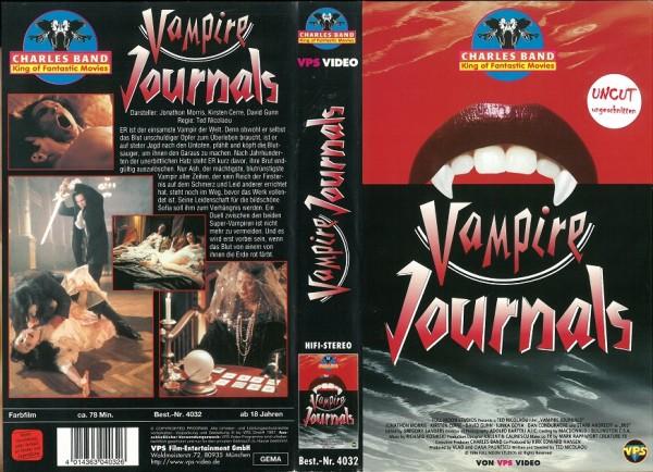 Vampire Journals - Subspecies 5