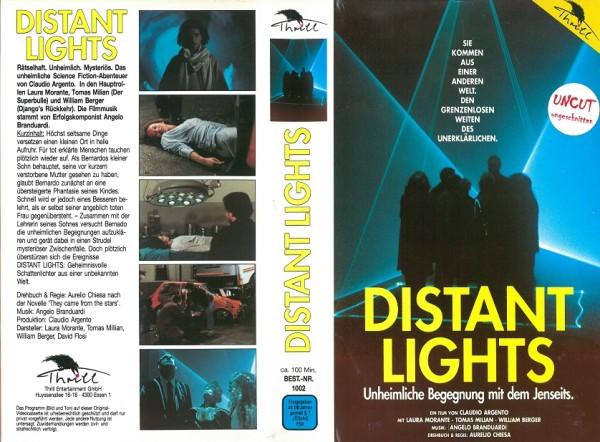 Distant Lights - Unheimliche Begegnung mit dem Jenseits (Thrill Video)