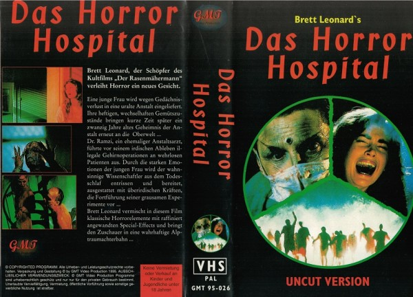 Horror Hospital, Das - Dead Pit, The (GMT Video)