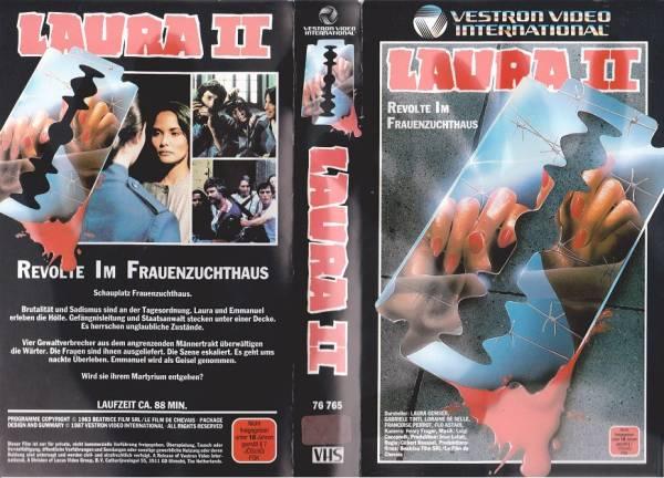 Laura II - Revolte im Frauenzuchthaus