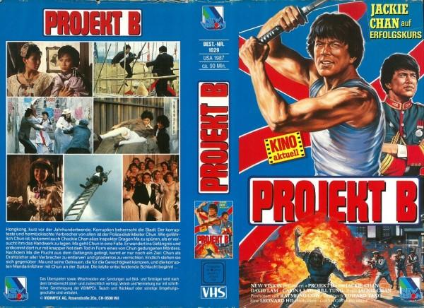 Projekt B - Project A Part 2