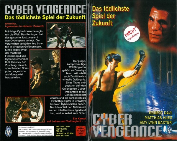 Cyber Vengeance (Hartbox)