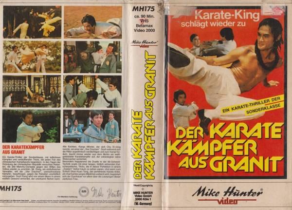 Karatekämpfer aus Granit, Der