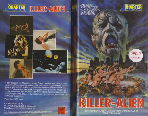 Killer-Alien - Killer Alien - Breeders - Hartbox