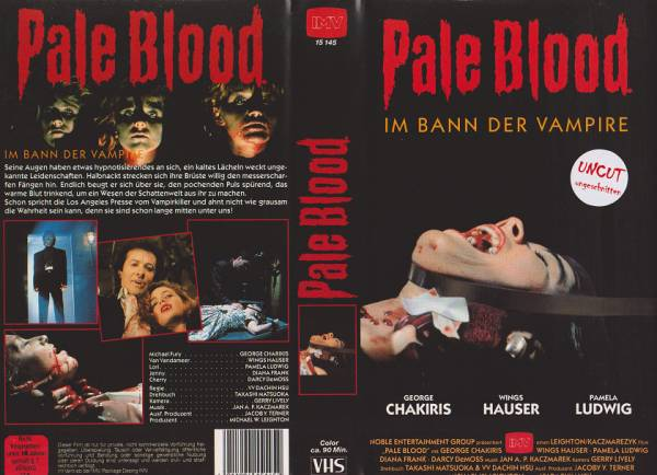 Pale Blood - Im Bann der Vampire