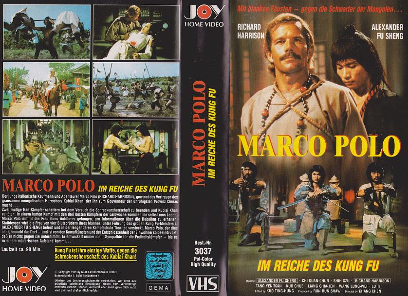 b55c3d83d6 Marco Polo - Im Reiche des Kung Fu   Eastern - Kung Fu   alle Videos (FSK 0  - FSK 18)   film-retro-shop.de