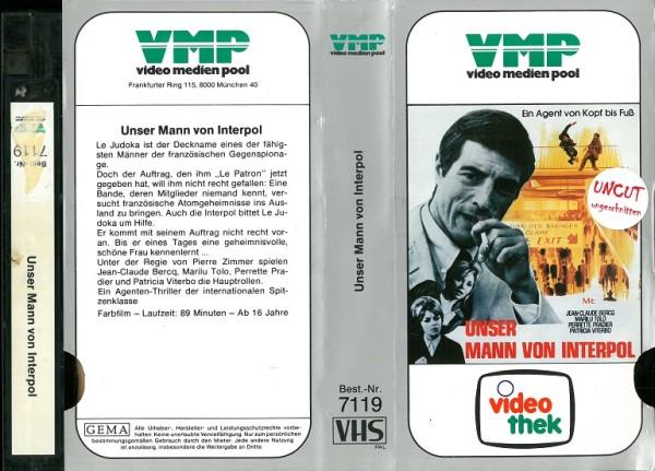 Unser Mann von Interpol (VMP Glasbox)